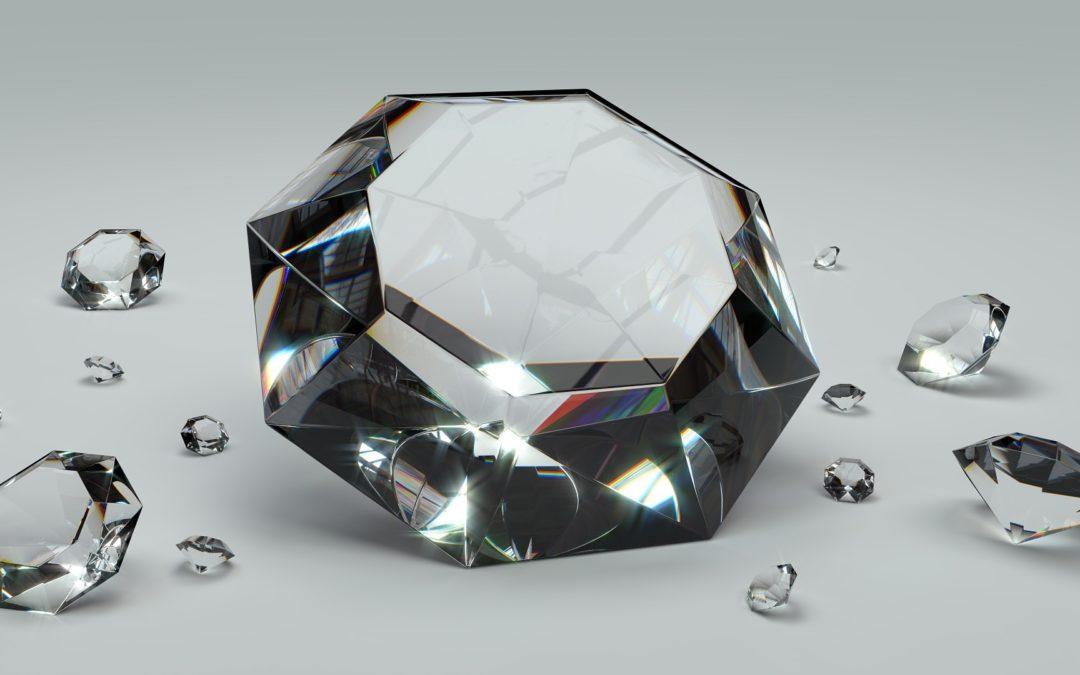 Anvers et le diamant